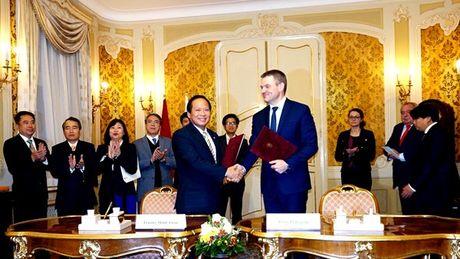 Slovakia la cua ngo de doanh nghiep ICT Viet vao chau Au - Anh 1