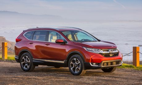 Honda CR-V the he moi gia tu 25.000 USD - Anh 2