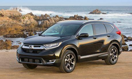 Honda CR-V the he moi gia tu 25.000 USD - Anh 5