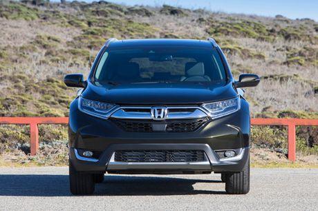 Honda CR-V the he moi gia tu 25.000 USD - Anh 6