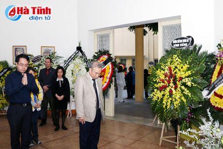 Bi thu Tinh uy Le Dinh Son vieng lanh tu Fidel Castro - Anh 6
