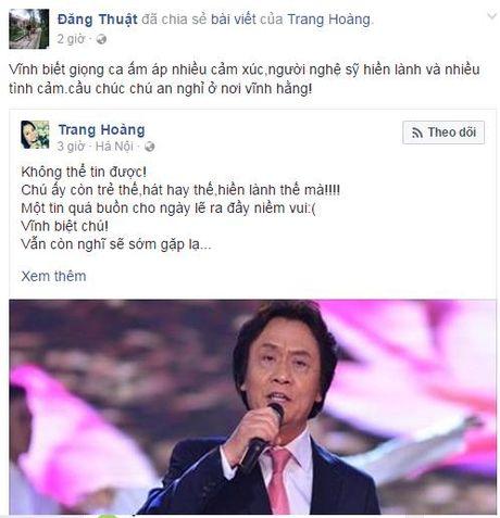 NSUT Quang Ly qua doi: Nghe si Viet nghen long tiec thuong - Anh 5