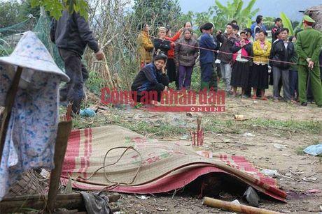 Tham an o Ha Giang: Nghi can sat hai 4 nguoi than - Anh 1