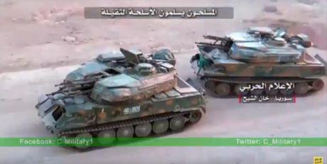 Hang ngan phien quan va gia dinh rut khoi ngoai o Damascus - Anh 1