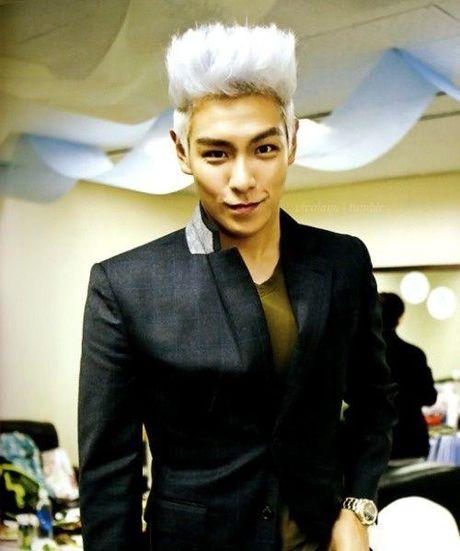 Hiem anh chang toc hong nao dep trai, 'manly' duoc nhu T.O.P (Big Bang) - Anh 7