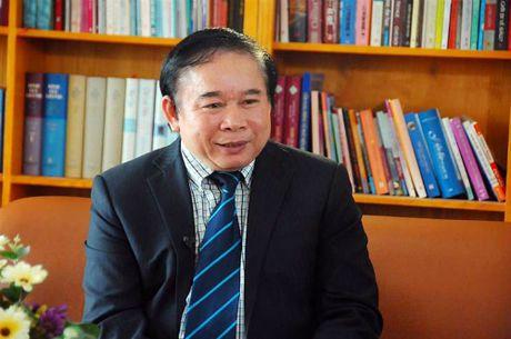 Bo Giao duc khong bien soan tai lieu on thi THPT quoc gia - Anh 1