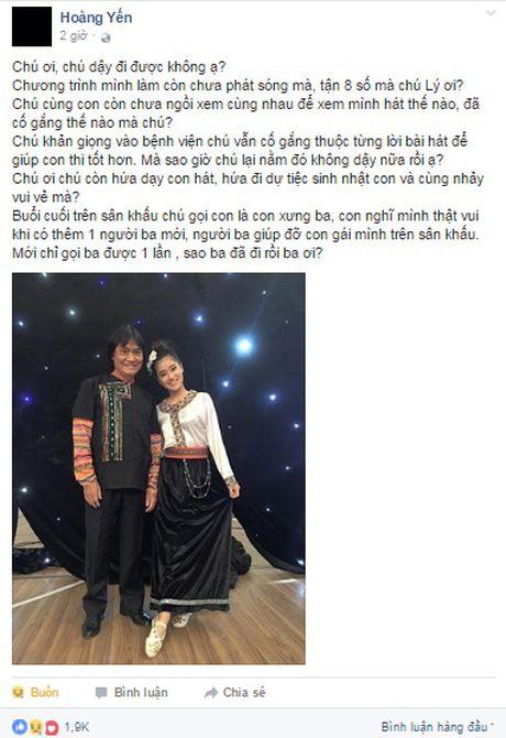 Day la chuong trinh dau tien va cung la cuoi cung NSUT Quang Ly tham gia - Anh 12