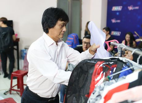 Day la chuong trinh dau tien va cung la cuoi cung NSUT Quang Ly tham gia - Anh 2