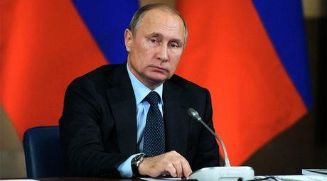 Tong thong Nga Vladimir Putin se doc thong diep lien bang - Anh 1