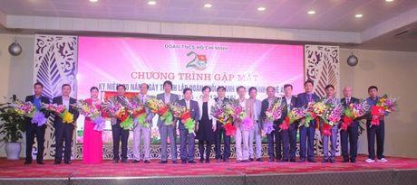 Chang duong 20 nam hoat dong cua Khoi Doanh nghiep tinh Nghe An - Anh 1