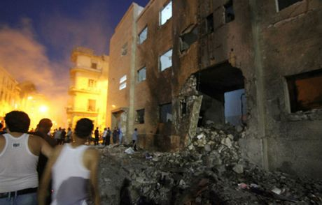 Libya 5 nam sau dao chinh - Anh 2