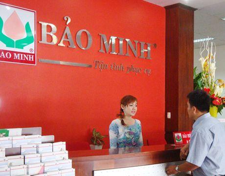 Mo goi thau bao hiem tai Kho bac Nha nuoc: 2/3 so nha thau chao vuot gia - Anh 1