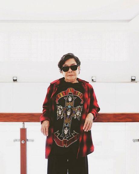 Lam stylist cho ong ba - lau lam roi moi co mot trao luu dang yeu the nay! - Anh 12