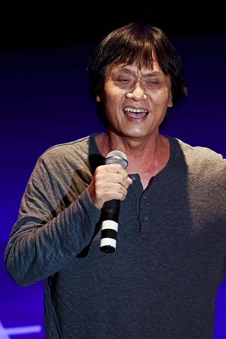 NSUT Quang Ly: 'Chut la thu vang da rung, chieu nay cung bo ta di' - Anh 1