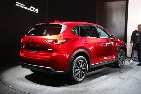 Mazda CX-5 the he moi chinh thuc duoc san xuat - Anh 2
