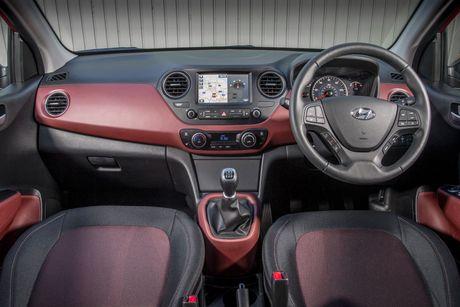 Hyundai i10 moi toi thi truong Chau Au voi gia 11.585 USD - Anh 2