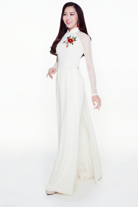 Dieu Ngoc mang vay yem di thi trang phuc truyen thong tai Miss World 2016 - Anh 8