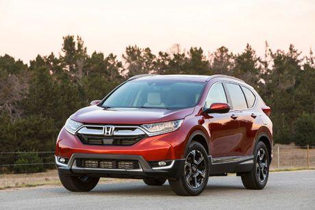 Honda CR-V the he moi gia tu 25.000 USD tai My - Anh 1