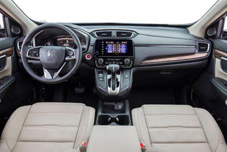 Honda CR-V the he moi gia tu 25.000 USD tai My - Anh 4