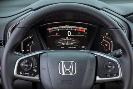Honda CR-V the he moi gia tu 25.000 USD tai My - Anh 5