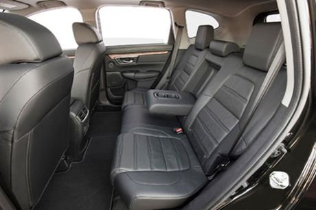 Honda CR-V the he moi gia tu 25.000 USD tai My - Anh 8