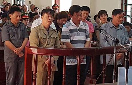 Cuu Bi thu, Chu tich TP.Vinh Yen linh an 5 nam 9 thang tu - Anh 1