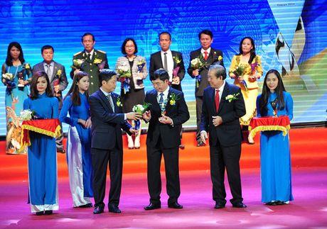 "88 doanh nghiep dat giai Thuong hieu quoc gia ""Vietnam Value 2016"" - Anh 1"