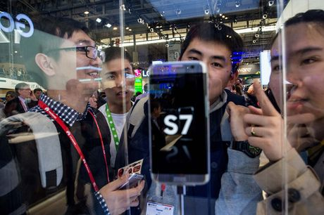 Co phieu Samsung dat dinh 40 nam truoc thong tin tach lam doi - Anh 1