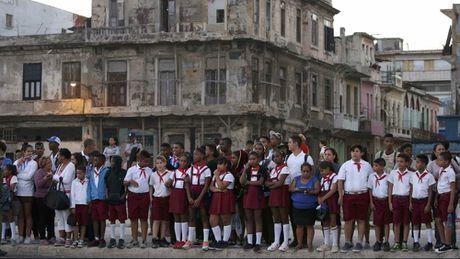 Le dua di hai lanh tu Fidel Castro ve Santiago de Cuba - Anh 12