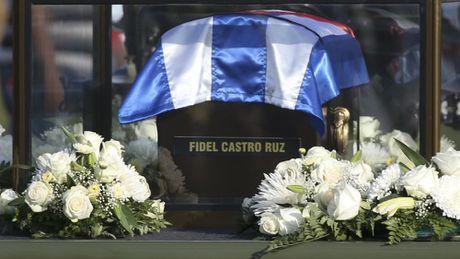 Le dua di hai lanh tu Fidel Castro ve Santiago de Cuba - Anh 6