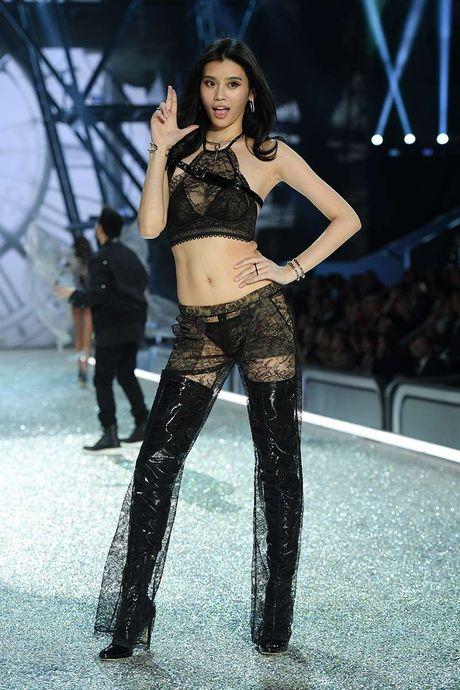 Nhung hinh anh nong bong tu Victoria's Secret Fashion Show 2016 - Anh 16