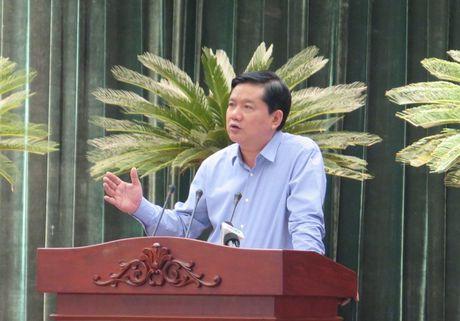Bi thu Dinh La Thang: TP.HCM xem xet de xuat ban phao hoa dip cuoi tuan - Anh 1