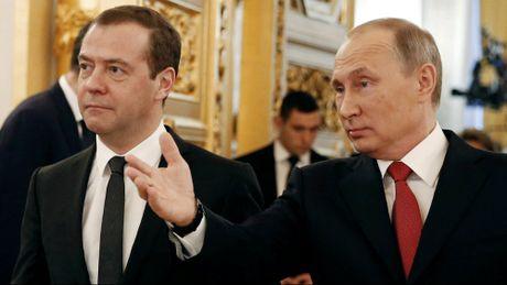 Tong thong Putin doc thong diep lien bang: Nga can ban be, khong muon doi dau - Anh 2