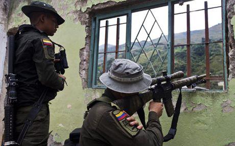 Colombia thong qua Thoa thuan hoa binh moi - Anh 1