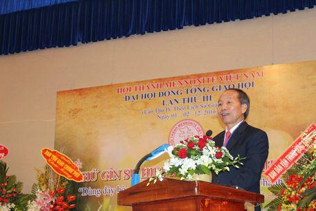 Dai hoi dong lan thu III Hoi thanh Mennonite Viet Nam - Anh 2