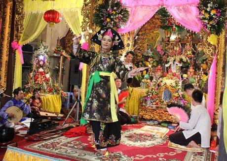 Tin nguong tho Mau thanh Di san van hoa phi vat the cua nhan loai - Anh 3