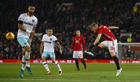 Vui dap West Ham 4-1, MU vao ban ket League Cup - Anh 13