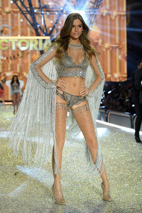 Nhung man trinh dien boc lua nhat Victoria's Secret Show - Anh 3