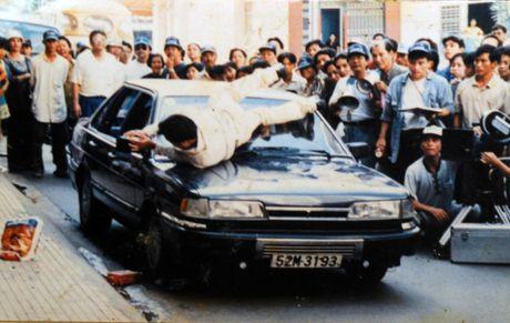 Ly Hung bi te tet mong tren truong quay 'Ke hoach 99' - Anh 1