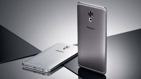 Meizu Pro 6 Plus ra mat voi cau hinh giong het Note 7 - Anh 1