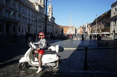 Ngau hung o Roma cua fashionista Viet - Anh 4