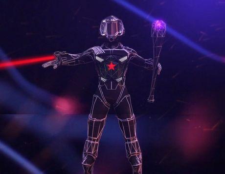 Son Tung, Dong Nhi hat nhac EDM cung robot - Anh 2