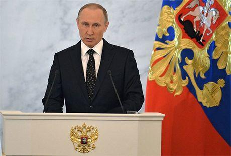 Putin se doc Thong diep lien bang 'khac han moi khi' - Anh 1