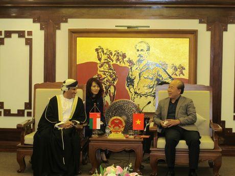 Oman muon mua co phan Cang Hai Phong - Anh 1