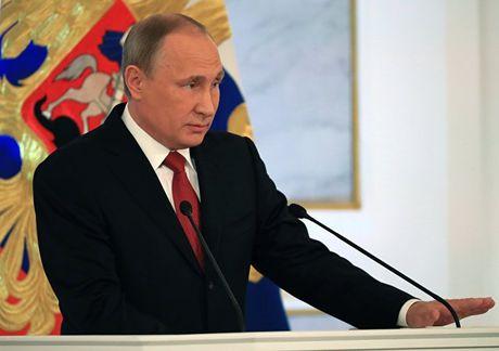 Tong thong Putin: Nga khong muon gay thu ket oan - Anh 1