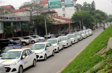 Thanh Cong Car ra ung dung Taxi 57 - Anh 1
