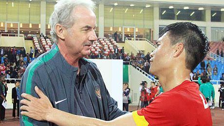 Alfred Riedl: 'Indonesia khong can cham soc dac biet Cong Vinh' - Anh 1