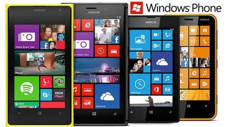 Surface Phone co cuu van duoc thi phan Window Phone cua Microsoft - Anh 1