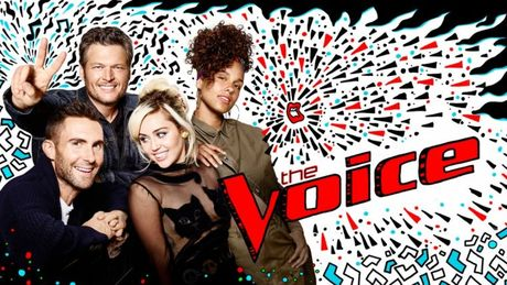 Miley Cyrus: 'Tham hoa' huan luyen vien se chien thang The Voice? - Anh 1