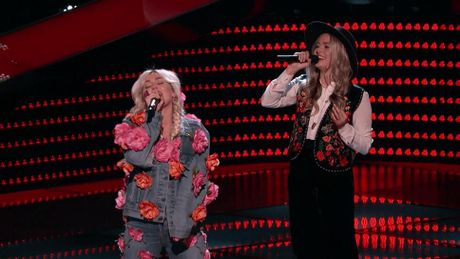 Miley Cyrus: 'Tham hoa' huan luyen vien se chien thang The Voice? - Anh 2